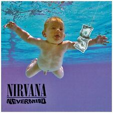 NIRVANA Nevermind 180gm Vinyl LP + Download 2008 (12 Tracks) NEW & SEALED