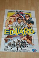 Ärger mit Eduard - Filmplakat mit Dan Aykroyd, Jim Belushi, John Candy, Rasche