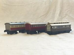 Ertl Thomas the Tank Engine plastic Coaches