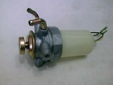 NEW ISUZU GENUINE MANUAL FUEL LIFT FEED PUMP (UNKNOWN REFERENCE - SORRY)