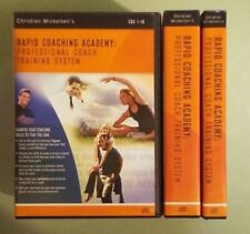 christian mickelsen's  RAPID COACHING ACADEMY  coach training system  CD 26 disc