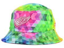 DETROIT RED WINGS - NHL New Era Youth Gem Multi-Color Bucket Hat