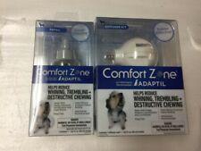 Comfort Zone Dog Calming Adaptil Diffuser and Refill Kit
