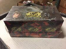 Star Wars CCG TCG Death Star II Starter 10-Deck Retail Box