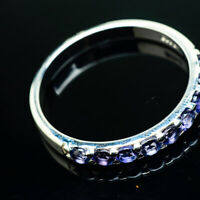 Tanzanite 925 Sterling Silver Ring Size 11 Ana Co Jewelry R20112F