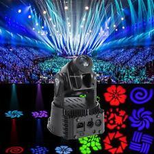 15W LED RGB Mini Moving Head Club Dj Stage Light Lux Fan Cool Moving Licht Party