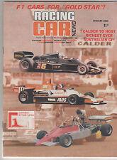 Racing Car News 1980 Jan Sigma Scorpion Amaroo Sandown Lakeside Oran Park Adelai