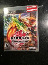 PS3 BAKUGAN DEFENDERS OF THE CORE  Brand New Factory Sealed Sony PlayStation