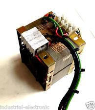 Transformateur TC 300 va/3 entrée 440-415-380v 55 - 55 sortie
