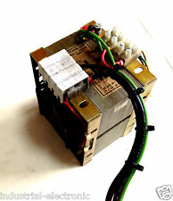 tranilamp ransformer tc 300 va/3 440-415-380v input 55 - 55 output