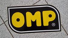 Adesivo Sticker OMP   cm 34 x 18 circa Very big  Ottime condizioni