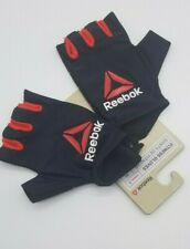 FITNESS Training Work Out Gloves REEBOK Men's Style RAGB-13514 Size M NEW
