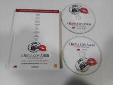A ROMA CON AMOR EDICION COLECCIONISTA BLU-RAY + DVD LIBRO ESPAÑOL ENGLISH &