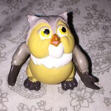 """Disney 3"""" BAMBI - Owl Poseable Toy"""