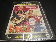"DVD NEUF ""LA STRADA"" Anthony QUINN / Federico FELLINI - Rene Chateau"