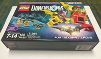LEGO DIMENSIONS #71264 THE LEGO BATMAN MOVIE SET NEW