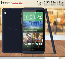New HTC Desire 816 4G LTE GPS WIFI Unlocked 13MP Camera 5.5 Inch Smartphone