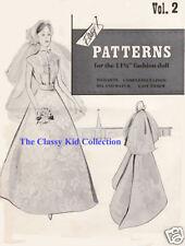 Vintage Mix & Match for Barbie Fashion Doll Pattern Vol. 2