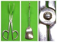 Kuchenbesteck Gebäckzange 90er Silberauflage Besteck