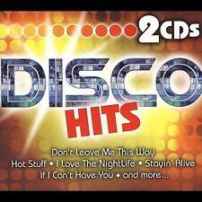 Various Artists Disco Hits CD