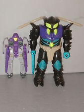 G1 TRANSFORMER PRETENDER BUGLY COMPLETE LOT #4 PROF:CLEANED