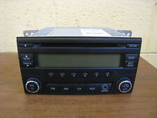 OEM Nissan Clarion 28185 3VW0A PP-3412C AM/FM Radio 6-Disc CD Player w/ Mount