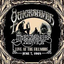 Quicksilver Messenger Service Live At The Fillmore - June 7, 1968 vin NEW sealed