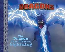 The Dragon That Rides on Lightning (How to Train Your Dragon TV) - LikeNew  - Ha