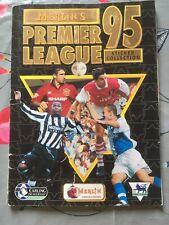 Merlin Premier League 95 Sticker Album Complete