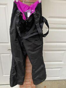 Women's Columbia Sportswear Ski Snow  Pants Black Size XL