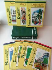 Jody's Adventures Boxed Michigan Tales 7 Books social Leigh Aarathoon FREE SHIP