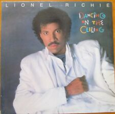 "Lionel Richie ""Dancing On The Ceiling"" LP Vinyl Record Motown 6158 ML Gatefold"