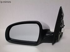 2014-2016 KIA FORTE COUPE SIGNAL MIRROR WHITE POWER FOLD SIDE LEFT DRIVER HAND