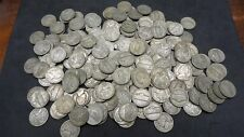 War Nickels, 35% Silver , 1942-1945 Bullion US Coins, You Choose How Many!