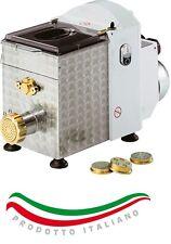 ITALIAN ELECTRIC PASTA NOODLE MAKER MACHINE 1,5 KGS 3,3lb WITH 4 PASTA DIE !