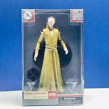 Star Wars Elite series figure Disney store diecast Supreme Leader Snoke jedi 12