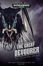 The The Great Devourer: The Leviathan Omnibus by Nick Kyme 9781784968076