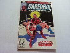 Daredevil Comic #164 May 1980 Miller Art Origin Retold! Fine+