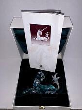 Swarovski Crystal The Unicorn 1996 Annual Edition SCS- NO HORN-