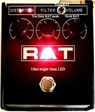 NEW Modify YOUR ProCo RAT2 to Guitartone RAT MAX 3 Mod KIT Guitar Effects Pedal