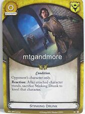 A Game of Thrones 2.0 LCG - 1x Stinking Drunk  #088 - Calm Over Westeros - Secon