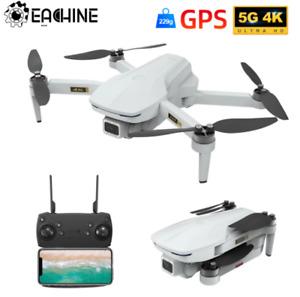 Eachine EX5 Drone RC Quadcopter 4K HD GPS Mini Professional Camera Drone FPV