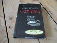 Magnus Magnusson, Signed, I've Started So I'll Finish, First Edition, Hardback