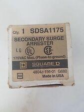 Square D SDSA1175 Secondary Surge Arrester