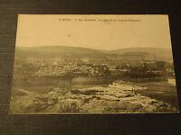 CPA St Mihiel la Tour du Diable vue générale des Casernes d'Infanterie
