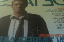 MUSIC/ JUSTIN TIMBERLAKE/ GAY FOR PAY/ DETAILS MAGAZINE DEC 2002/ BILL MAHER