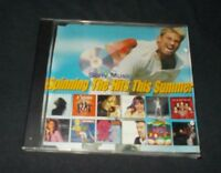 SPINNING THE HITS THIS SUMMER CD SONY MUSIC BIC RUNGA GEORGE MICHAEL PEARL JAM