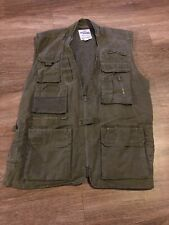 ROTHCO OUTBACK FISHING HUNTING PHOTO VEST MEN SIZE Large