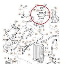 VW CADDY II SERBATOIO ACQUA RADIATORE PER 1H0121407A