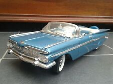 Road Signature 1959 Chevrolet Impala. 1/18 Scale. Mint Condition.